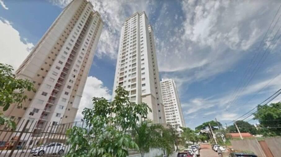 Criança de 12 anos caiu do 22º andar do prédio em Goiânia; não se sabe ainda o motivo do incidente