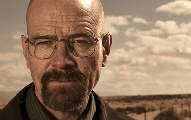 Breaking Bad, lançada em 2008 pela AMC, ainda é uma das líderes de audiência da Netflix nos EUA