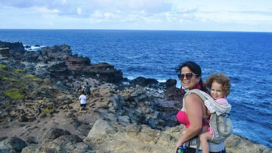 A ilha de Maui tem águas claras e é repleta de corais capazes de tornar o passeio inesquecível