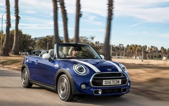 Mini Cabrio 2019: um conversível para quem curte personalidade britânica, mecânica alemã e pitadas de irreverência