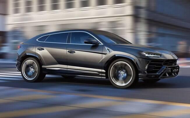 Lamborghini Urus: SUV poderoso deverá custar em torno de R$ 2 milhões no Brasil, com motor de 660 cavalos
