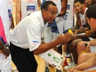 João Batista chegou nesta temporada para o time capixaba