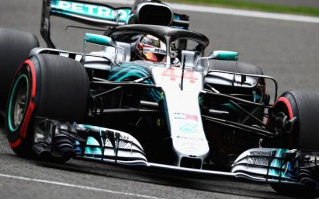 Britânico Lewis Hamilton vai largar na pole no GP da Bélgica de Fórmula 1