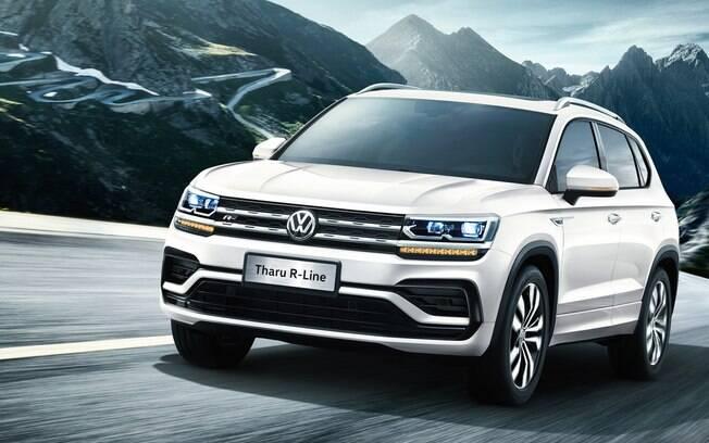 VW Tarek é o SUV que será feito e, Pacheco (Argentina), a partir do fim do ano, no lugar da Volkswagen SpaceFox