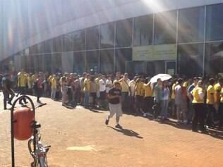 Partida de abertura da Copa das Confederações entre Brasil e Japão começa às 16h deste sábado