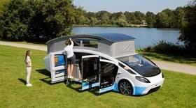 Motorhome Stella Vita é o primeiro alimentado por energia solar
