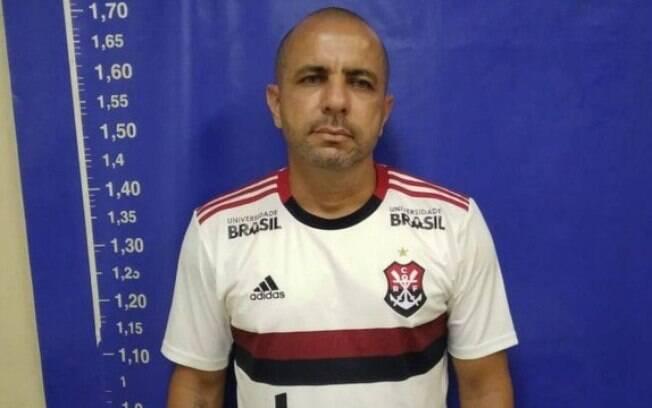 O foragido foi preso durante show de pagode na capital carioca.