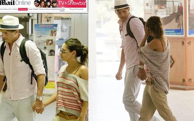 Ashton Kutcher e Mila Kunis: férias românticas em Bali
