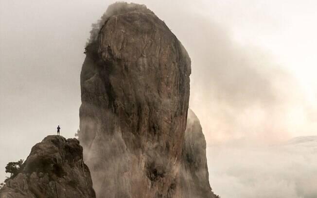 Pedra do Baú na maravilhosa São Bento do Sapucaí