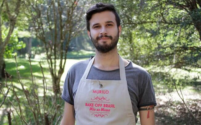 Murilo Marques, ex-participante do Bake Off, conta que foi dopado e estuprado por um homem durante um encontro
