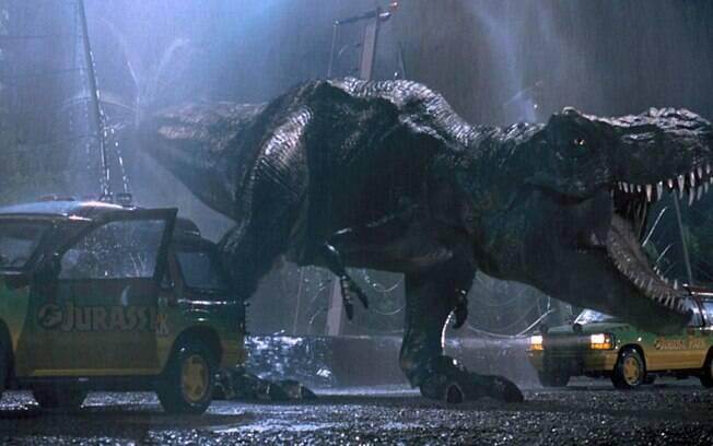 Jurassic Park completa 25 anos em 2018