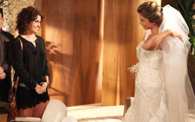 Lucena x Claudia: no final, quem ficará com Vicente?