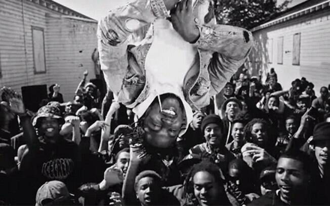 Kendrick Lamar,  videoclipe Alright