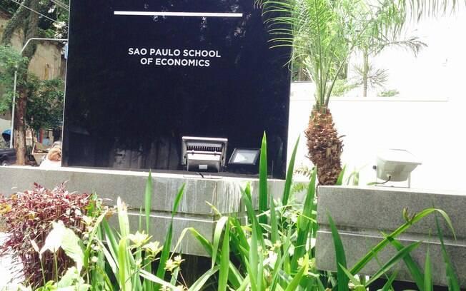Escola de Economia de São Paulo (FGV/EESP), em São Paulo. Foto: FGV/Divulgação