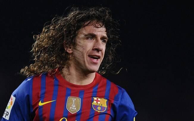 Puyol cita Messi como melhor jogador de todos os tempos, assim como Jordan