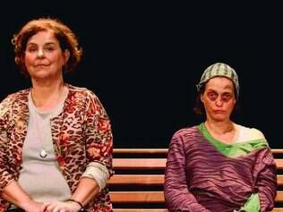 """Parceria. Denise volta a encontrar Cláudia Mello em """"Chorinho"""""""
