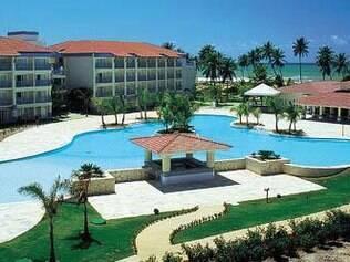 Complexo de hotéis na Costa do Sauípe oferece muita diversão aos turistas