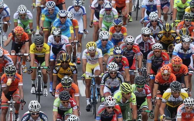 Ciclismo de estrada estreou nos Jogos Olímpicos em Atenas-1896