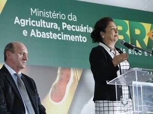 A ministra é considerada como principal combatente de movimentos do campo