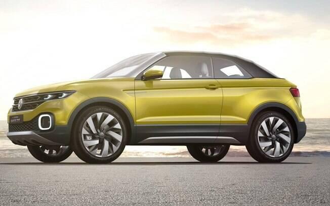 Volkswagen T-Cross: conceito antecipa o novo SUV feito com base no Polo. Protótipos já estão sendo testados