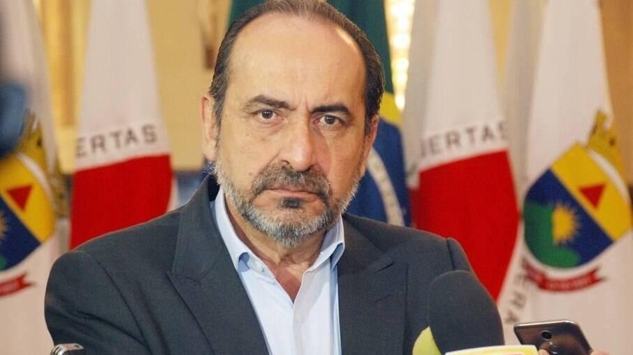 Alexandre Kalil (PSD), prefeito de Belo Horizonte