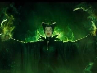 Angelina Jolie é produtora do longa-metragem sobre a vilã que aterrorizou gerações na animação