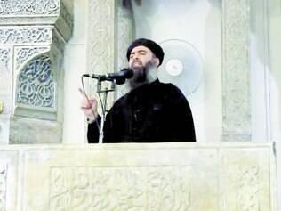 Declarações. Em vídeo, homem que seria al-Baghdadi fala sobre agenda do grupo e leis em seu califado
