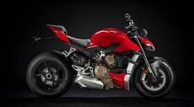 Ducati Streetfighter V4 S é uma Panigale sem a carenagem