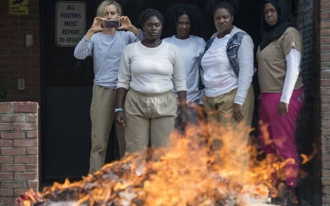 Orange Is The New Black entra em sua quinta temporada em junho