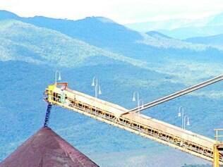 Mineração é destaque por causa da alta do preço do minério