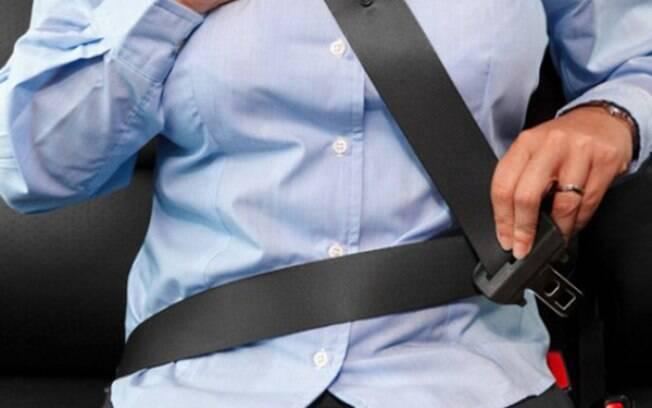 Cinto de segurança reduz em 45% o risco de fatalidade em um acidente