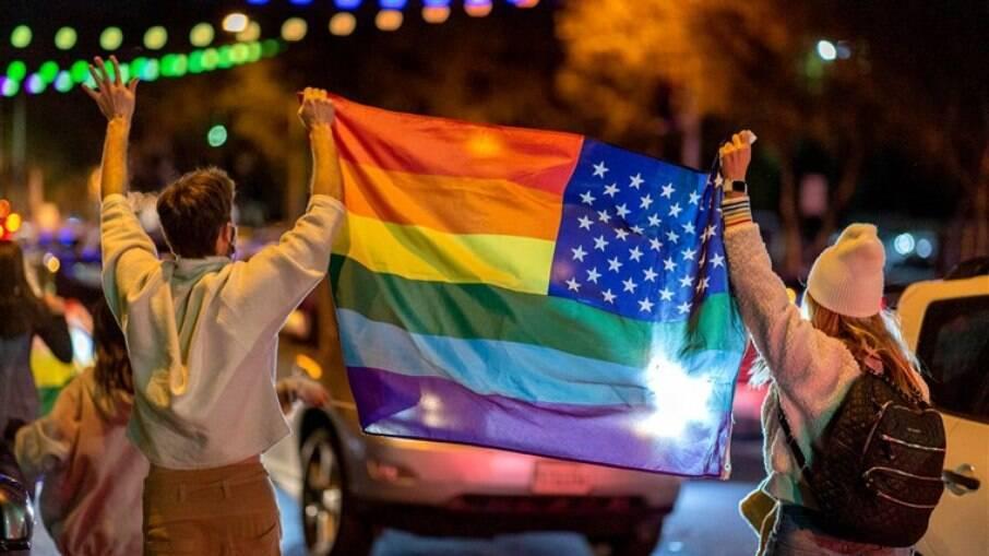 Há mais pessoas se declarando LGBT nos Estados Unidos