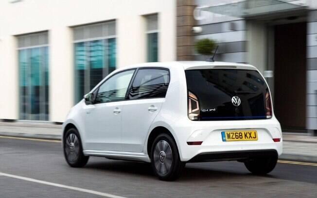 Chegada do Volkswagen Up! elétrico ainda é incerta, mas tem chances, tal como o Golf GTE, que chega em 2019