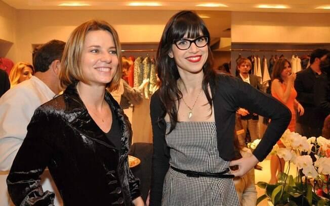 Vera Zimmerman e Mel Lisboa