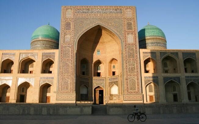 Lugares para viajar em 2019: Uzbekistan