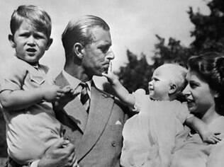 Babás tinham autoridade sobre os filhos da família real até o século 20
