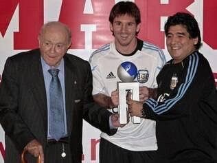 Ídolo do Real Madrid, Alfredo Di Stéfano sofreu infarto e está internado em estado grave