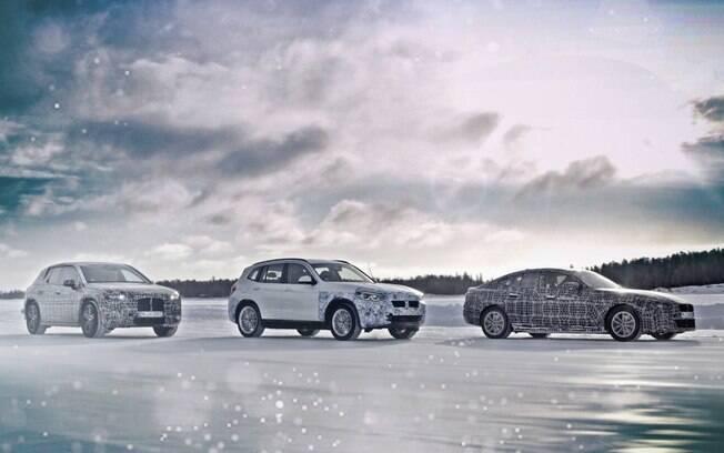 BMW iX3 e i4: Novidades prometem aprimorar todos os sistemas elétricos atuais que conhecemos do i3 e do i8