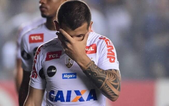 Derrota para o Barcelona de Guayaquil (EQU) elimina o Santos da Conmebol Libertadores Bridgestone