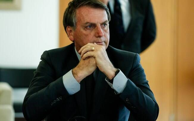 Bolsonaro reiterou apoio a excludente de ilicitude em operações de GLO