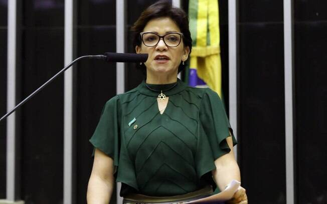Alê Silva (PSL-MG) denunciou o ministro do Turismo e disse ter sido ameaçada de morte