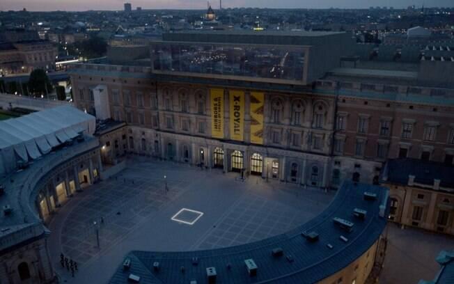 A instalação artística que movimenta a trama de The Square e está no centro da polêmica