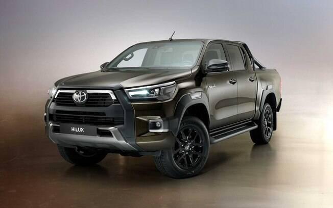 Nova Toyota Hilux é pensada para aprimorar a proposta robusta, aliado com o aumento da eficiência