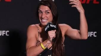 Amanda Ribas destaca motivação extra após 9 meses longe do UFC