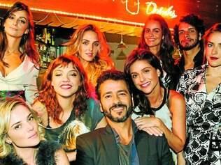 Equipe afinada. De acordo com o diretor César Rodrigues, o elenco se entregou para a história e vive com destreza os dramas de um mundo de sexo e bebidas