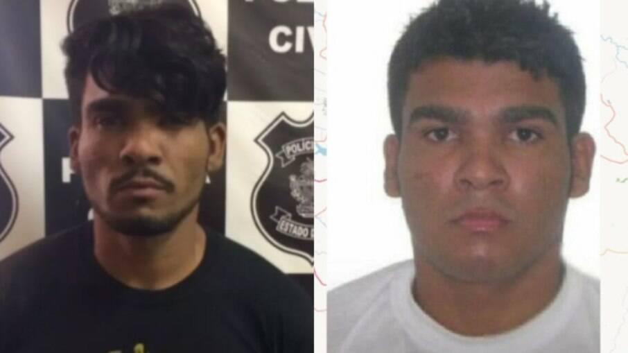 Lázaro Barbosa, acusado de diversos crimes e procurado pela polícia do DF e de Goiás
