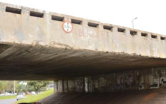 Relatório de 2012 já apontava necessidade de reforma em viaduto que desabou hoje em Brasília