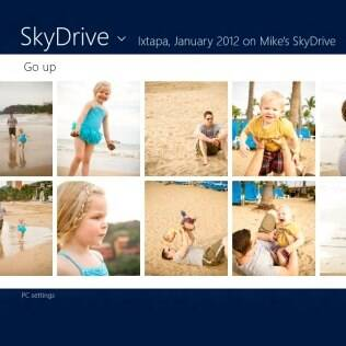 SkyDrive, serviço de backup em nuvem da Microsoft, é barrado na App Store