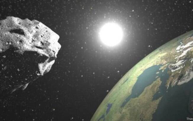 Os mísseis russos seriam usados em asteróides de 20 a 50 metros de diâmetro