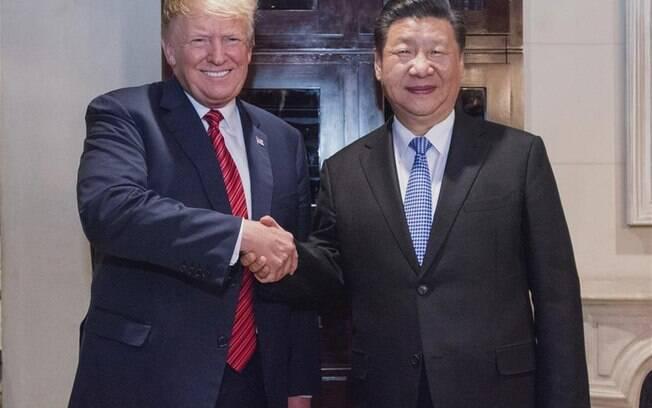 EUA e China em trégua comercial